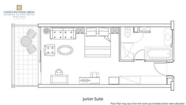 2 Junior Suite