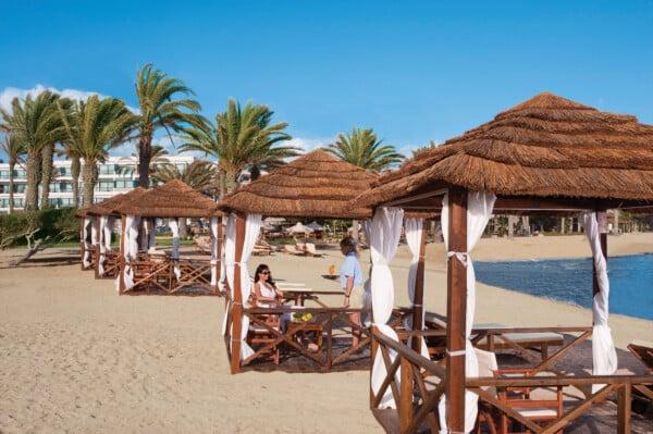 2 ASIMINA SUITES HOTEL BEACH CABANAS